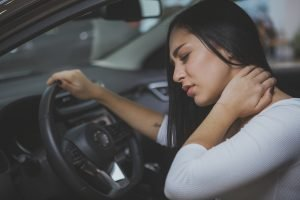 Seeing a chiropractor after a car accident